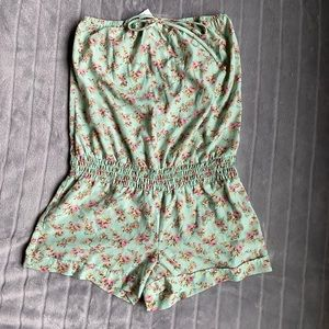 Maurices Sleeveless Romper, NWT, Size L
